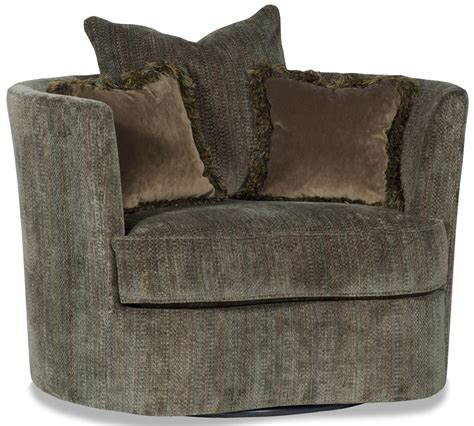 Comfy Round Swivel Accent Arm Chair Comfy Swivel Chair