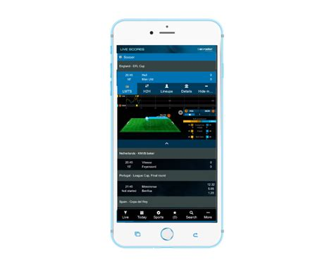 mobile score live live score solutions keep your sports bettors up to