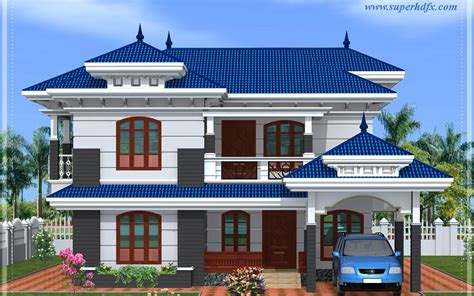 kerala home design hd beautiful house hd wallpapers superhdfx