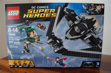 Gelang Lego Batman Vs Superman lego batman v superman battle set gallery gamespot