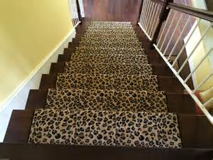 Animal Print Runner Rug Leopard Animal Print Stair Runner Hemphill S Rugs Carpets Portfolio