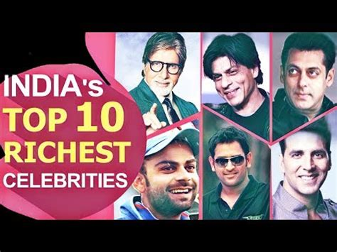 top 10 richest and highest in india 2017 2018