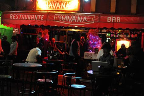 Top Clubs And Bars by 10 Best Nightlife Spots In Nairobi
