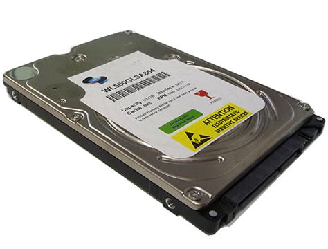 Hardisk 500gb Sony new 500gb 8mb cache 5400rpm sata 2 5 quot drive for any