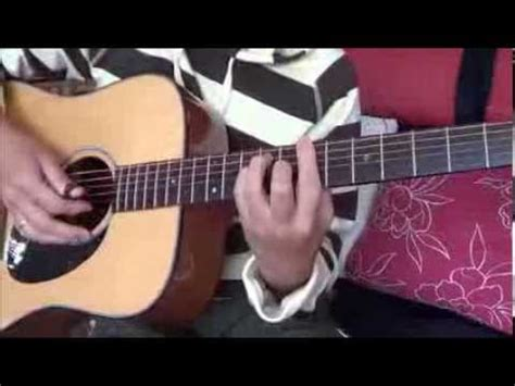 tutorial guitar plucking acoustic guitar plucking etc how to play quot kahit maputi