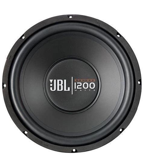 Jbl Auto Lautsprecher by Jbl Cs1200wsi 1200 Watt Subwoofer Buy Jbl Cs1200wsi 1200