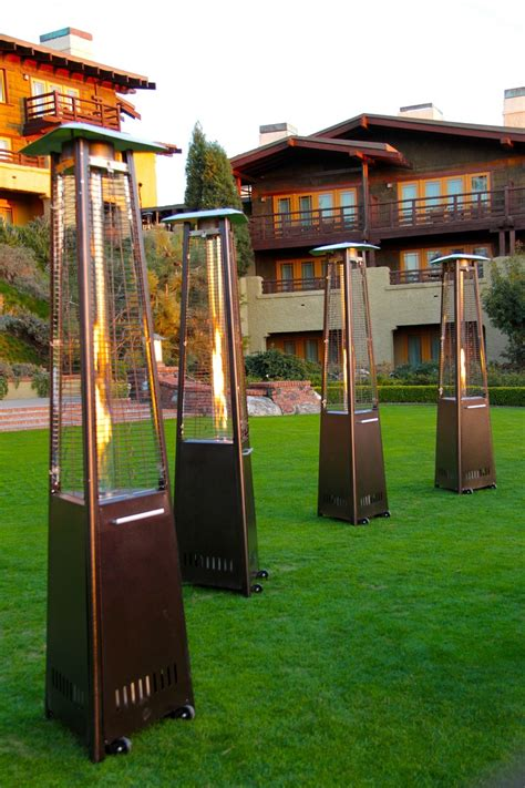patio space heater heat up your patio outdoor space heaters