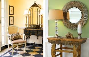 homegoods foyer decorating ideas that say welcome