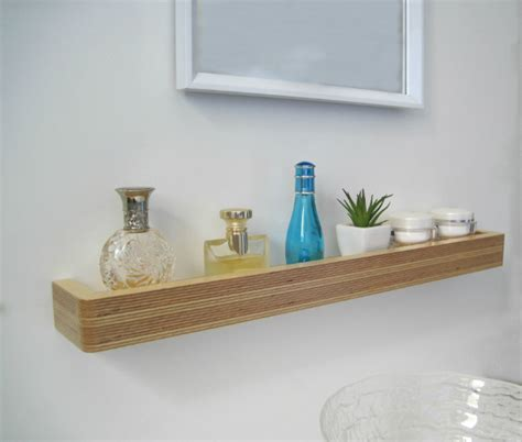 Seven Different Ways To Use A Picture Ledge Floating Shelf Floating Bathroom Shelves