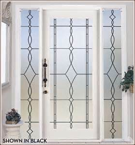 Glass Door And Window Leaded Glass Privacy Window
