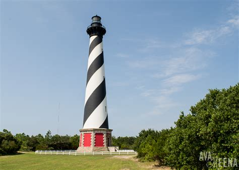 Outer Black Cape a guide to the outer banks lighthouses in carolina