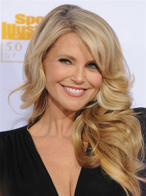 what hair colour age 61 best 25 christie brinkley age ideas on pinterest