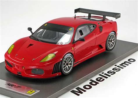 Ferrari Press by Ferrari F430 Gt Press Version 2005 Rosso Bbr Modellini