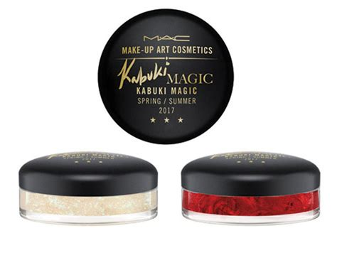 Mac Magic Lip Gloss mac kabuki magic glaze gloss beautyalmanac