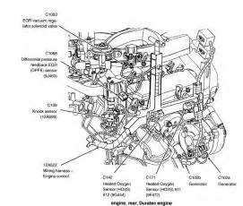 2009 ford escape v6 engine diagram auto parts diagrams