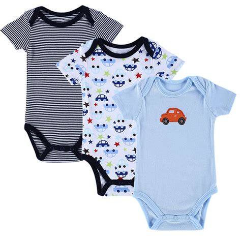 Superbaby Shirt Pantsblue aliexpress buy 3 pieces lot baby romper set blue car designed sleeved jumpsuits