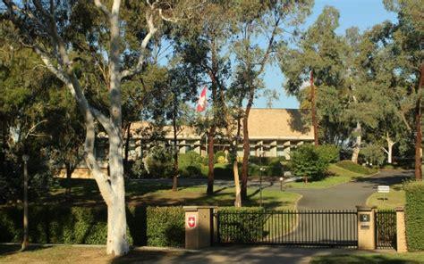 consolato australiano a ambasciata di svizzera in australia