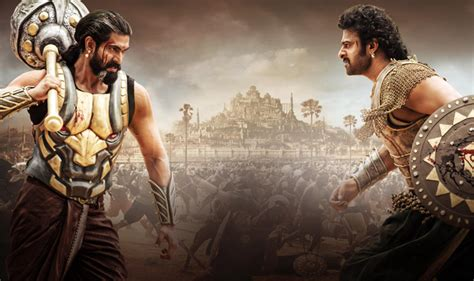 film india bahubali bahubali 2 box office collection day 1 prabhas and rana