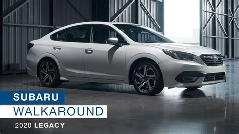 Subaru New Car 2020 by All New 2020 Subaru Legacy This Is It