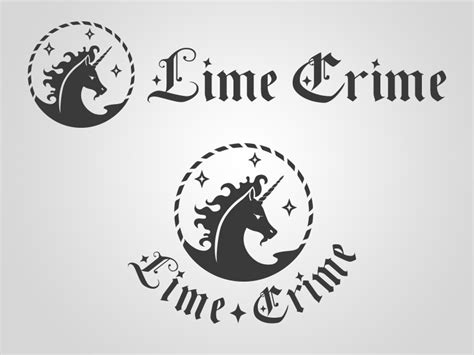 Ecer Lime Crime Lc redise 241 o logo lime crime