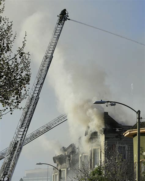 Detox Centers In Alameda County by California Apartment Building Erupts In Flames Daily