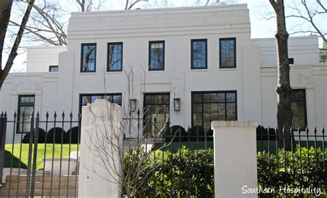 drive by homes in buckhead southern hospitality