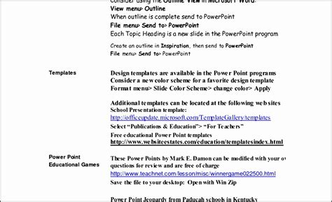 resume format for experienced in ms word 5 project outline template in word sletemplatess sletemplatess