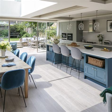 open plan kitchen ideas modern kitchen pictures ideal home