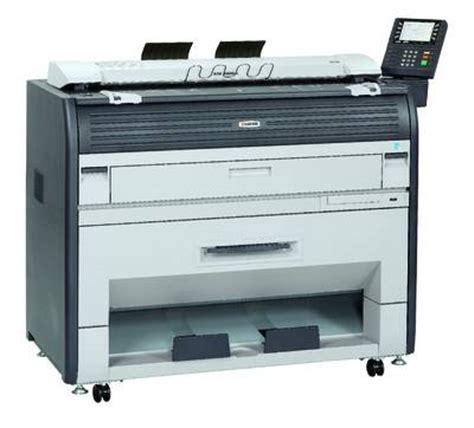 Printer A0 a0 plotter a0 copier a0 scanner wideformat copier printer plotter kyocera utax plotter total