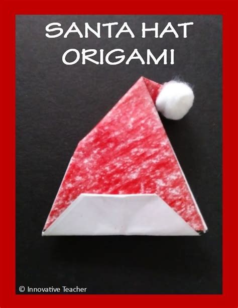 Santa Hat Origami - 11494 best best of hanukkah kwanzaa more