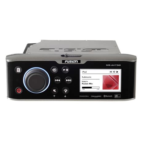 fusion boat stereo review get 2018 s best deal on fusion ms av750 marine stereo