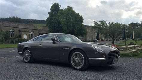 David Brown Aston Martin by David Brown Automotive Speedback Gt