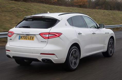 Maserati Gransport Review by Maserati Levante S Gransport 2017 Uk Review Autocar
