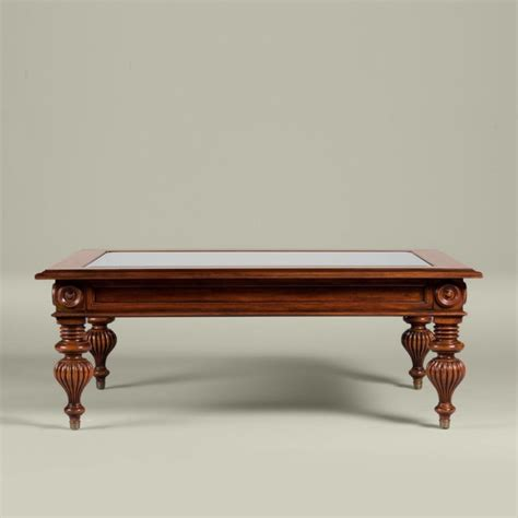 classics windward coffee table traditional