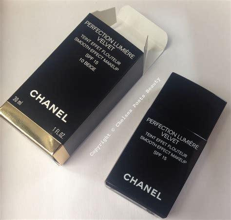 Jual Chanel Perfection Lumiere Velvet chelsea posts a and fashion chanel