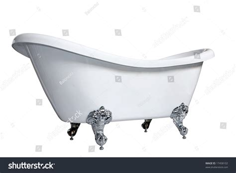 old bathtubs with legs old style bath tub with metal legs stock photo 17458102 shutterstock