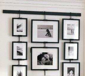 picture frames how to hang a picture frame with wire how wall hanging collage picture frames foter
