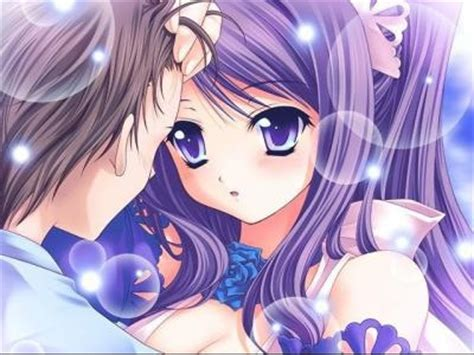 imagenes de anime love kiss image manga