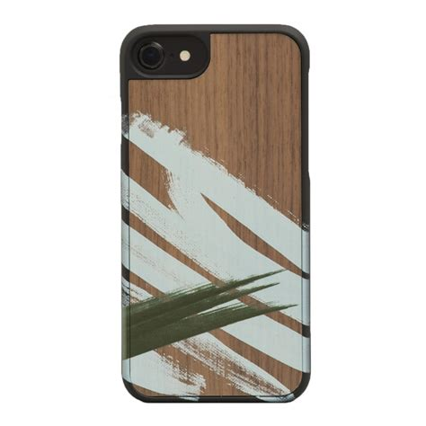 Indocustomcase Colection Iphone 7 Plus 8 Plus Cover wood d tela otto cover iphone 8 plus 7 plus cover in legno canvas collection avvenice