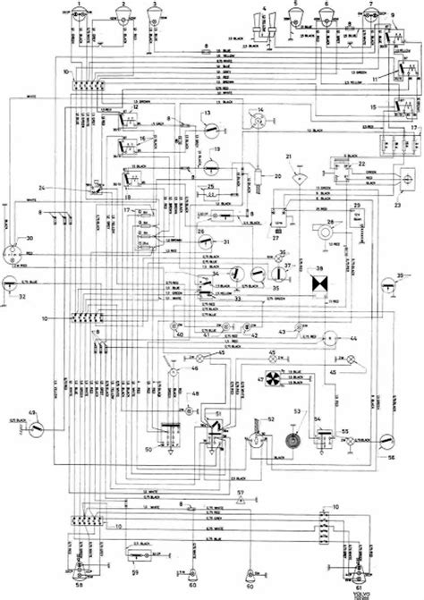 volvo electrical wiring diagrams wiring diagram manual