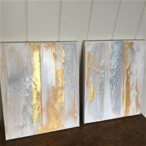 gold abstract painting shop gold abstract on wanelo