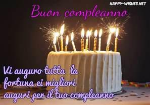 happy birthday wishes in italian happy wishes
