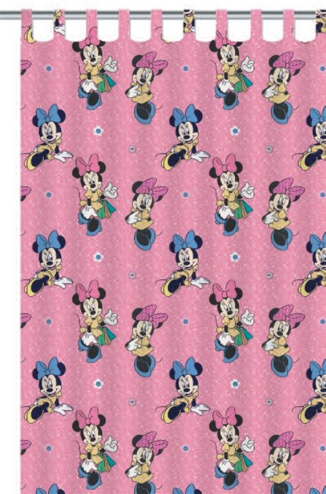 rideau minnie disney lestendances fr