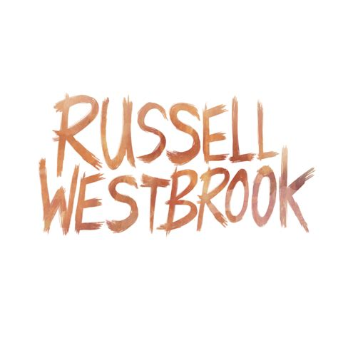 Kaos Russel Westbrook Logo Must 2 mirror images bleacher report