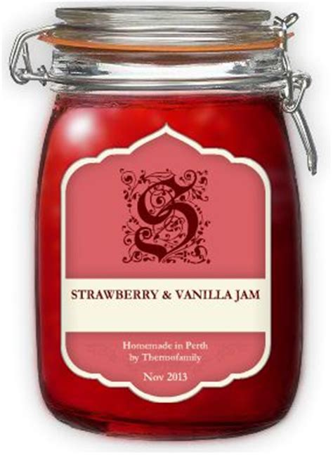 design your own jam label 39 best images about recipes thermomix gift ideas on
