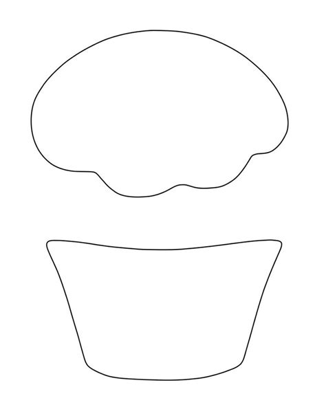 cupcake design template 20 best images about templates on dress form