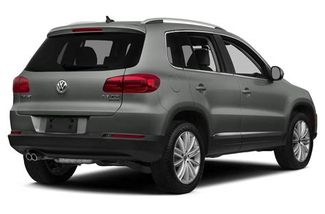 volkswagen suv 2015 2015 volkswagen tiguan price photos reviews features