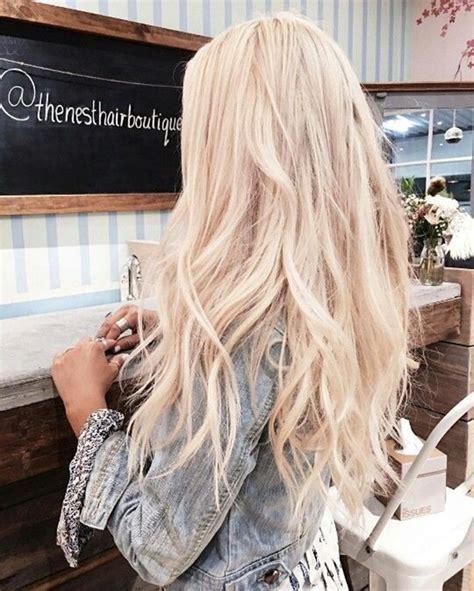 blonde hairstyles on tumblr 40 beachy summer blonde hair hairstyles