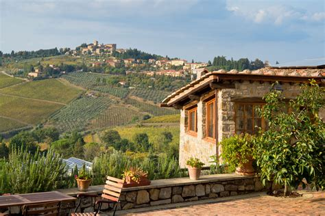House And Barn by What You Need To Know Before Booking A Tuscan Villa