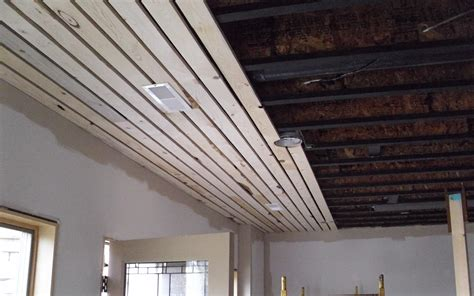 wood slat ceiling system image gallery slat ceiling